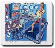 Multi Tasker Mousepad