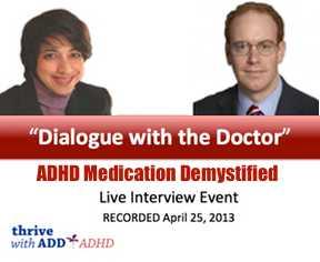 ADHD Psychiatrist Webinar