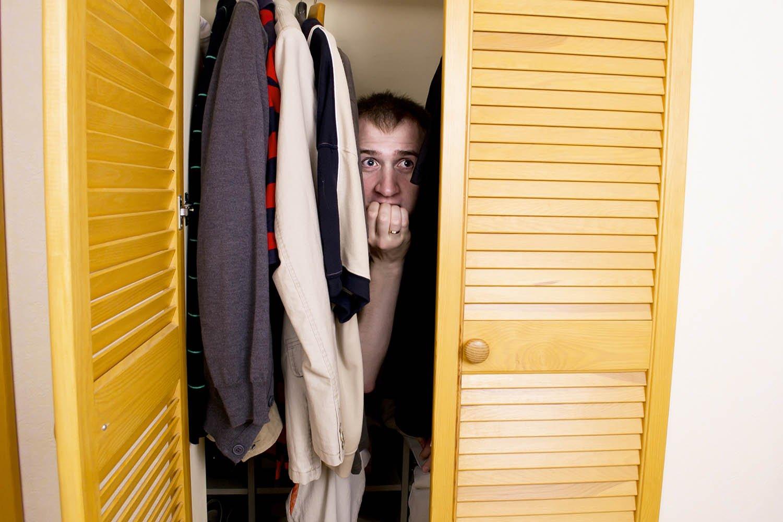 ADHD in the closet