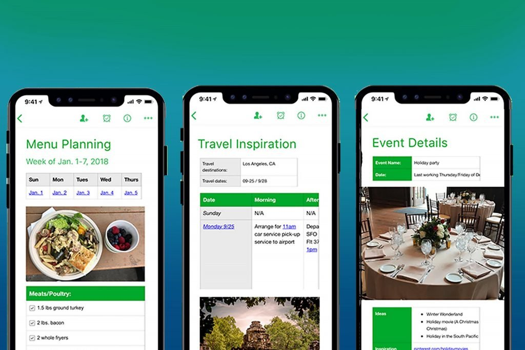 Evernote, the best digital organizing solution for ADD / ADHD